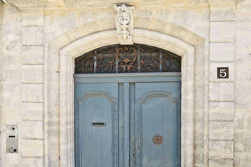 Photo du Monument Historique Ancien hôtel Mazel situé à Pézenas
