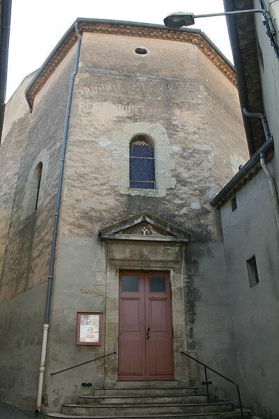 Photo du Monument Historique Eglise paroissiale Saint-Baudile situé à Maureilhan