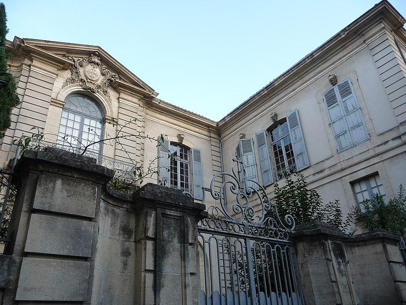 Photo du Monument Historique Evêché situé à Montpellier