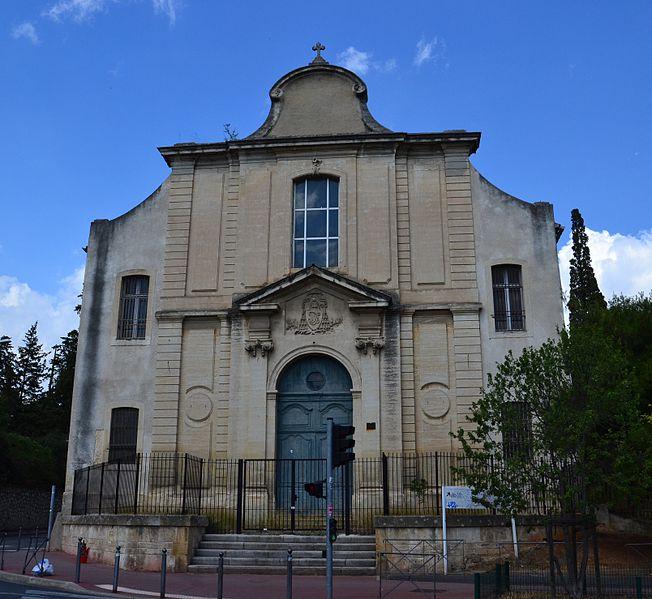 Photo du Monument Historique Ancien couvent des Récollets situé à Montpellier