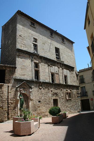 Photo du Monument Historique Maison dite Studium d'Urbain V ou Abescat situé à Gigean