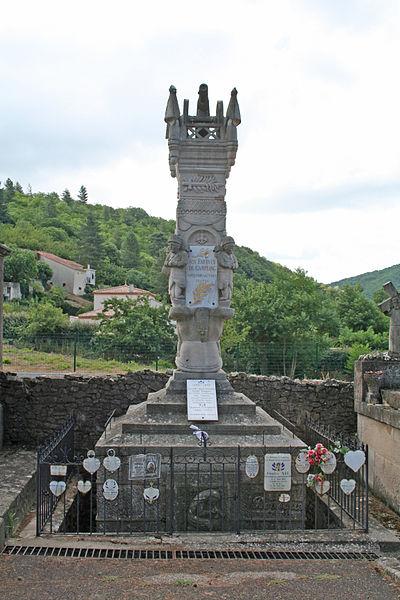 Photo du Monument Historique Monument aux morts de la guerre de 1914-1918 situé à Camplong