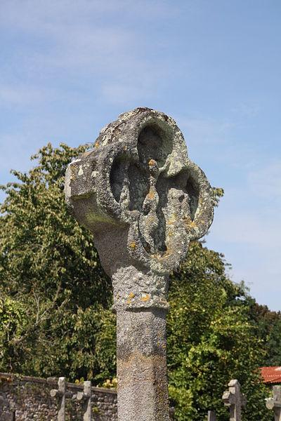 Photo du Monument Historique Croix du cimetière situé à Bain-de-Bretagne