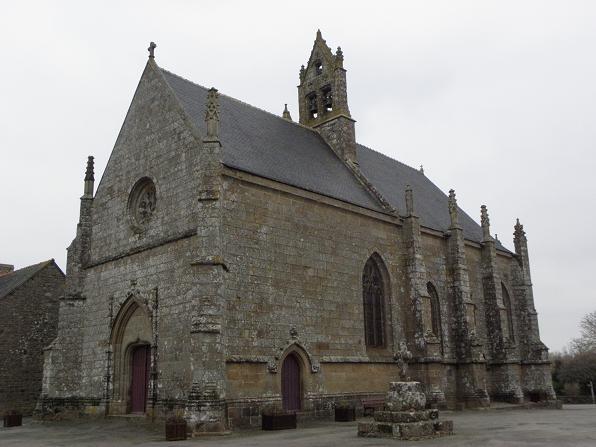 Photo du Monument Historique Eglise Notre-Dame situé à Broualan