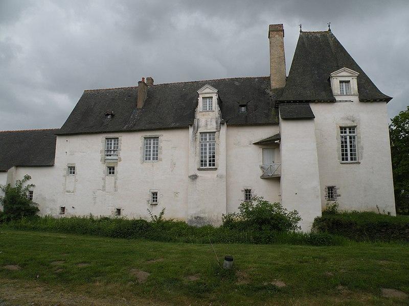Photo du Monument Historique Manoir de Saint-Armel situé à Bruz