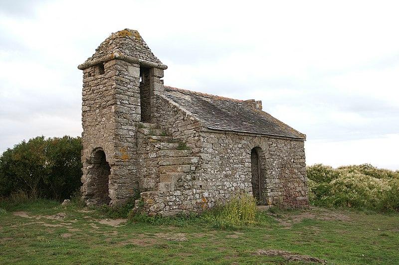 Photo du Monument Historique Ancien corps de garde, dit corps de garde des Doles, sis au hameau du Verger situé à Cancale
