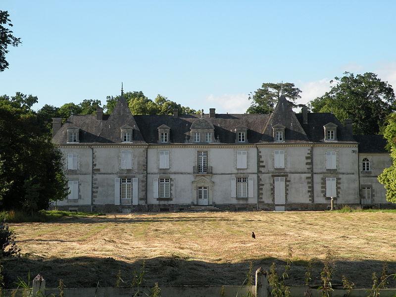 Photo du Monument Historique Château de Clayes-Palys situé à Clayes