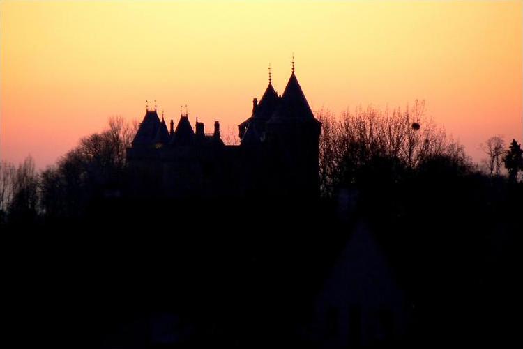 Photo du Monument Historique Château situé à Combourg