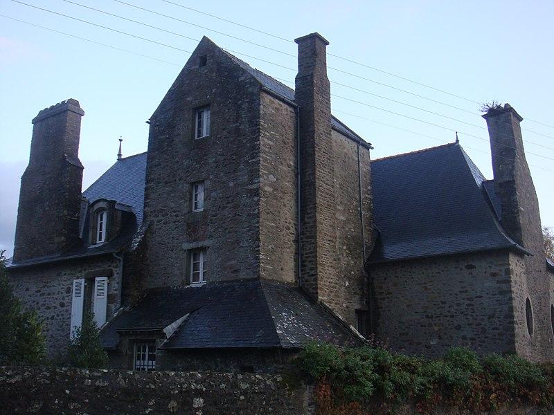 Photo du Monument Historique Manoir de la Baronnais situé à Dinard