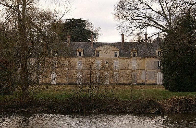 Photo du Monument Historique Château de Blossac situé à Goven