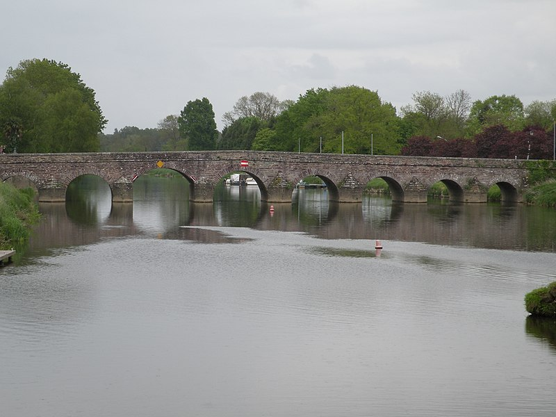 Photo du Monument Historique Pont de Pont-Réan situé à Guichen