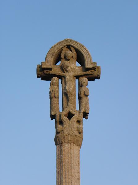 Photo du Monument Historique Croix de cimetière situé à Médréac