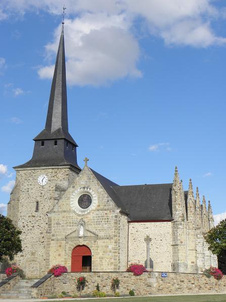 Photo du Monument Historique Eglise Saint-Martin situé à Moutiers
