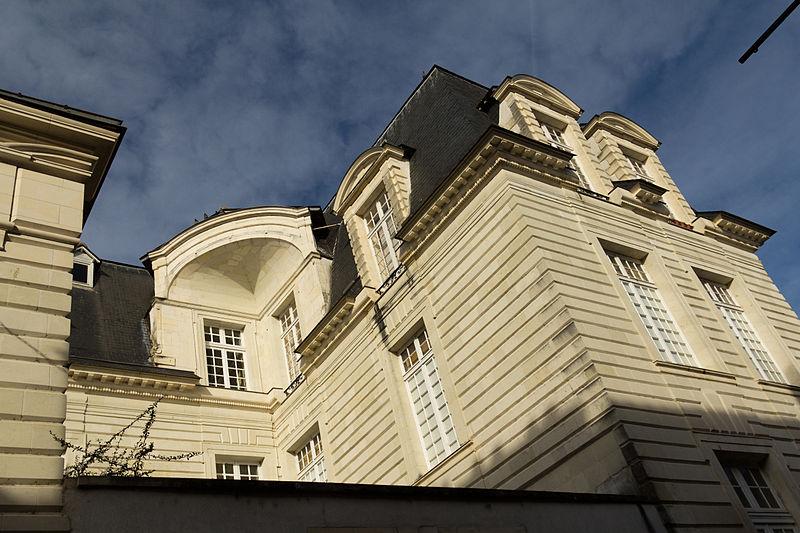 Photo du Monument Historique Hôtel du 17e siècle situé à Redon