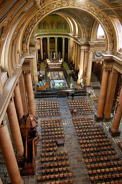 Photo du Monument Historique Cathédrale Saint-Pierre situé à Rennes