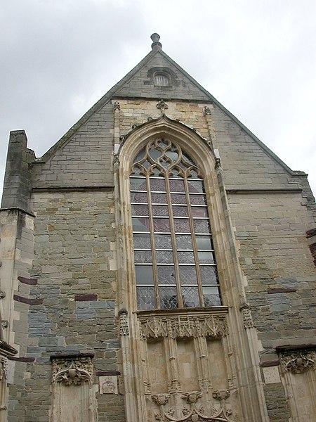 Photo du Monument Historique Ancienne chapelle Saint-Yves situé à Rennes