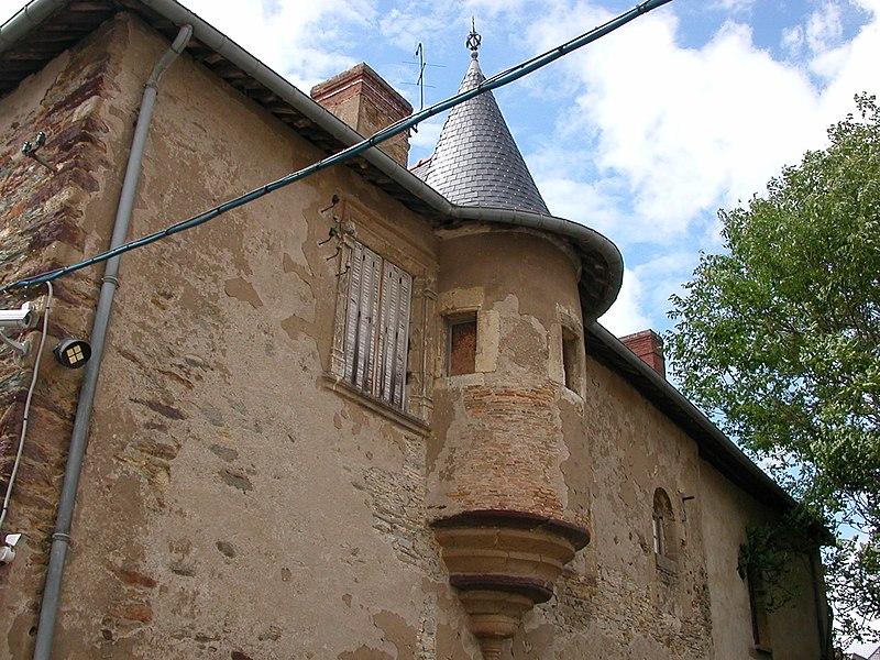 Photo du Monument Historique Ancien couvent de Bonne-Nouvelle situé à Rennes
