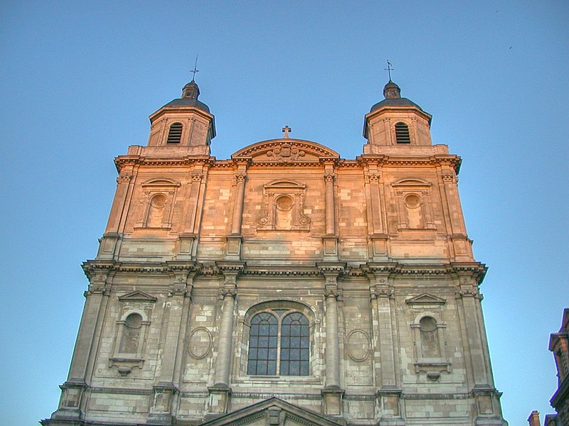 Photo du Monument Historique Eglise Toussaints situé à Rennes