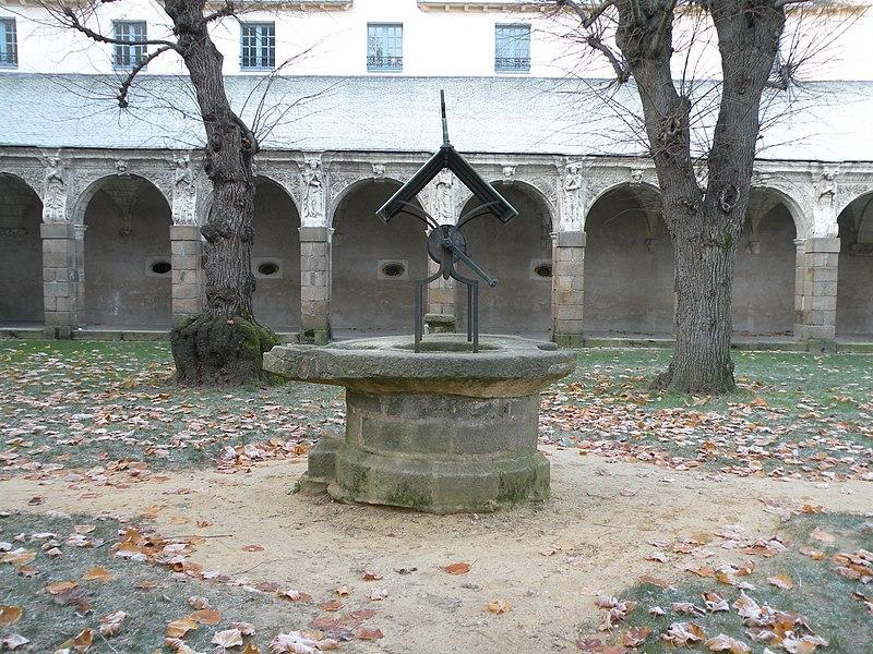 Photo du Monument Historique Hospice Saint-Mélaine situé à Rennes