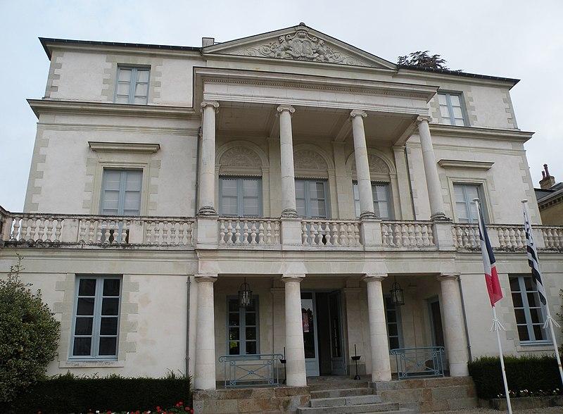 Photo du Monument Historique Ancien hôtel de Courcy situé à Rennes