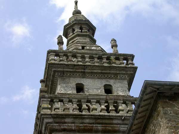 Photo du Monument Historique Eglise Saint-Briac situé à Saint-Briac-sur-Mer
