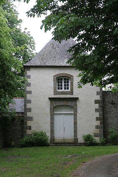 Photo du Monument Historique Malouinière situé à Saint-Jouan-des-Guérets