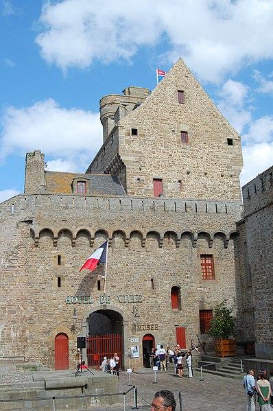 Photo du Monument Historique Château et fortifications situé à Saint-Malo