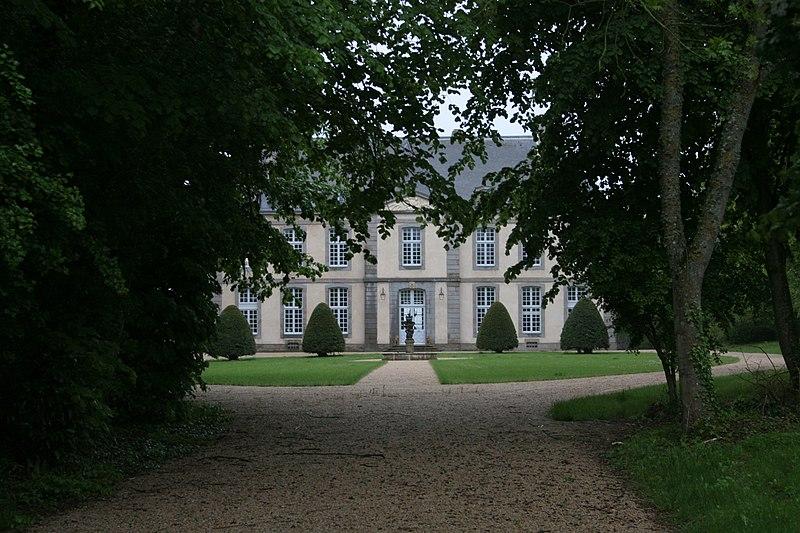 Photo du Monument Historique Château du Boscq, à Saint-Servan situé à Saint-Malo