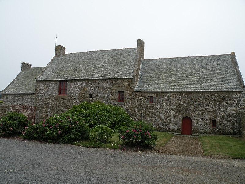 Photo du Monument Historique Maison de Jacques Cartier, dite Les Portes Cartier situé à Saint-Malo