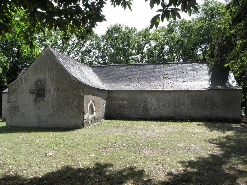 Photo du Monument Historique Chapelle Saint-Jean-d'Apileur situé à Sainte-Marie