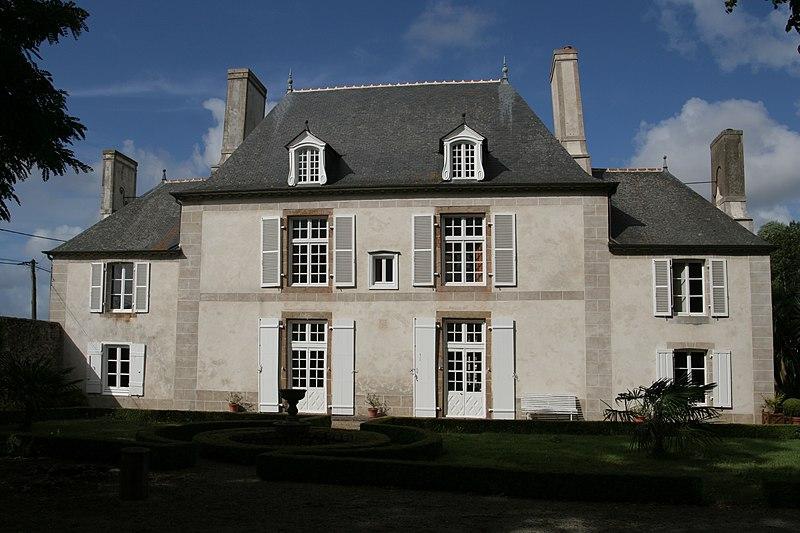 Photo du Monument Historique Malouinière Le Puits Sauvage situé à Saint-Malo