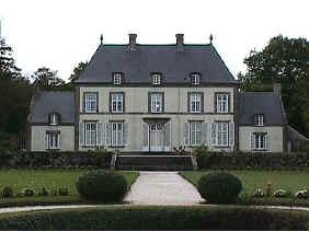 Photo du Monument Historique Logis de la Mettrie-aux-Houëts situé à Saint-Coulomb