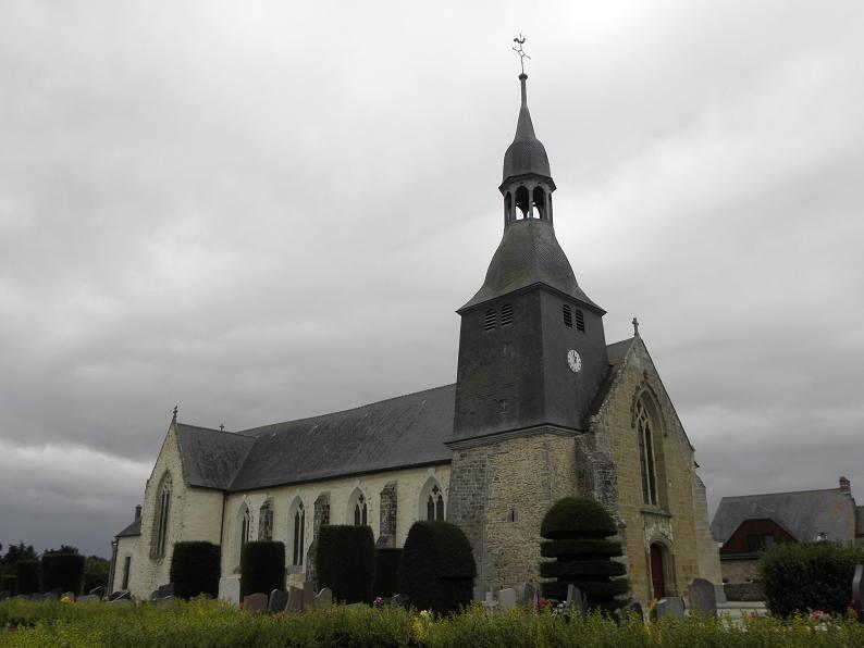 Photo du Monument Historique Eglise Saint-Médard situé à Torcé