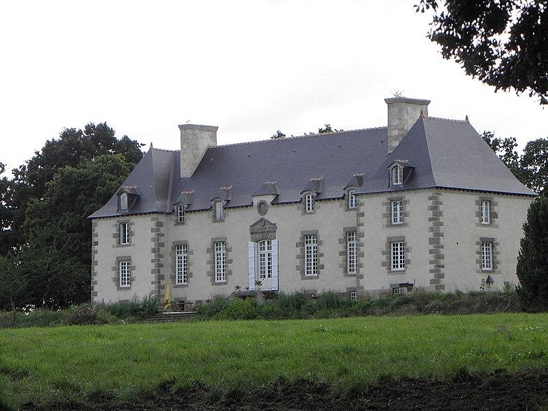 Photo du Monument Historique Manoir de la Belle-Noë situé à Dol-de-Bretagne