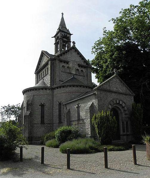 Photo du Monument Historique Chapelle Notre-Dame-de-Beauvais situé à Le Theil-de-Bretagne