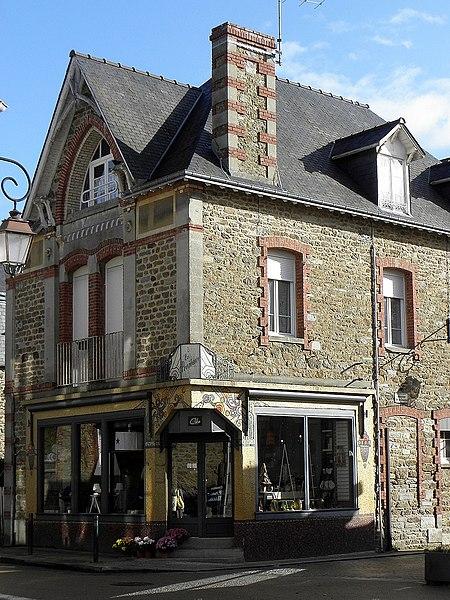 Photo du Monument Historique Immeuble situé à Saint-Briac-sur-Mer