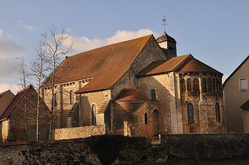 Photo du Monument Historique Eglise Saint-Martin situé à Ardentes