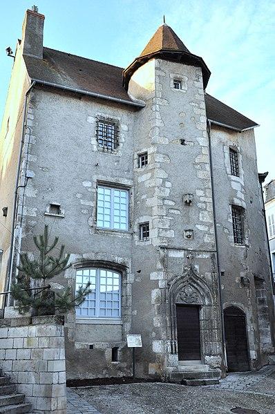 Photo du Monument Historique Ancien collège, dit aussi Hôtel de Chevigny situé à Argenton-sur-Creuse