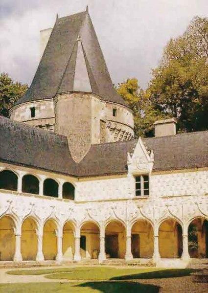Photo du Monument Historique Château d'Argy situé à Argy