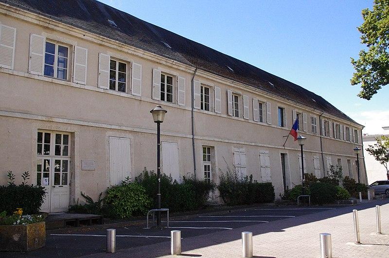 Photo du Monument Historique Ancien couvent des Augustins situé à Le Blanc