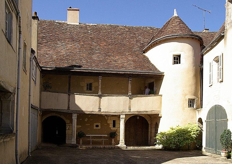 Photo du Monument Historique Maison Hénault situé à Le Blanc