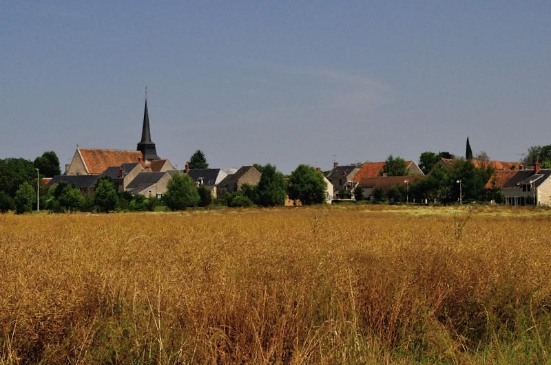 Photo du Monument Historique Eglise du prieuré Saint-Pierre situé à Bommiers