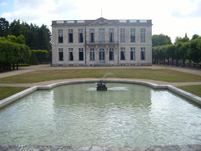 Photo du Monument Historique Château de Bouges situé à Bouges-le-Château