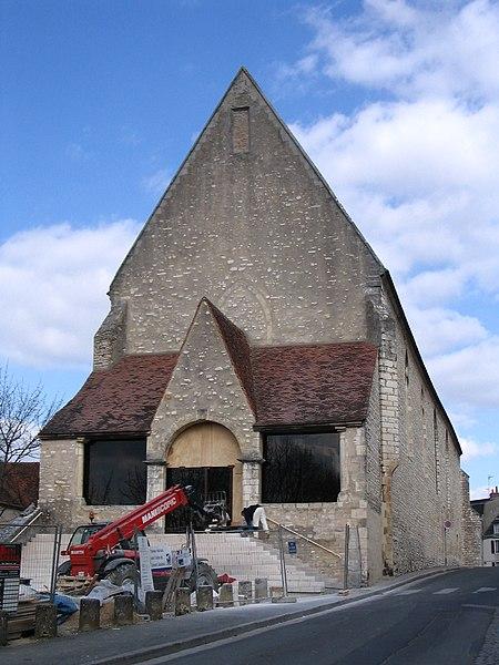 Photo du Monument Historique Ancien couvent des Cordeliers situé à Châteauroux