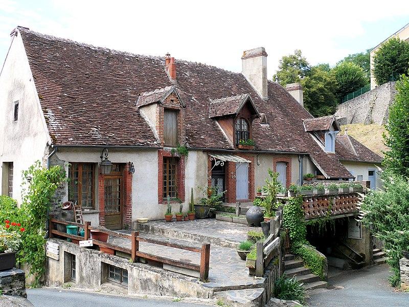 Photo du Monument Historique Maison de George Sand situé à Gargilesse-Dampierre