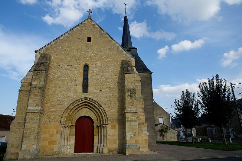 Photo du Monument Historique Eglise Saint-Martin situé à Liniez