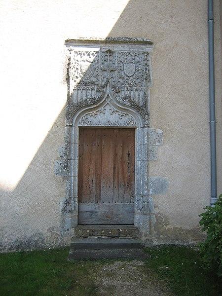Photo du Monument Historique Eglise Saint-Martin situé à Montipouret