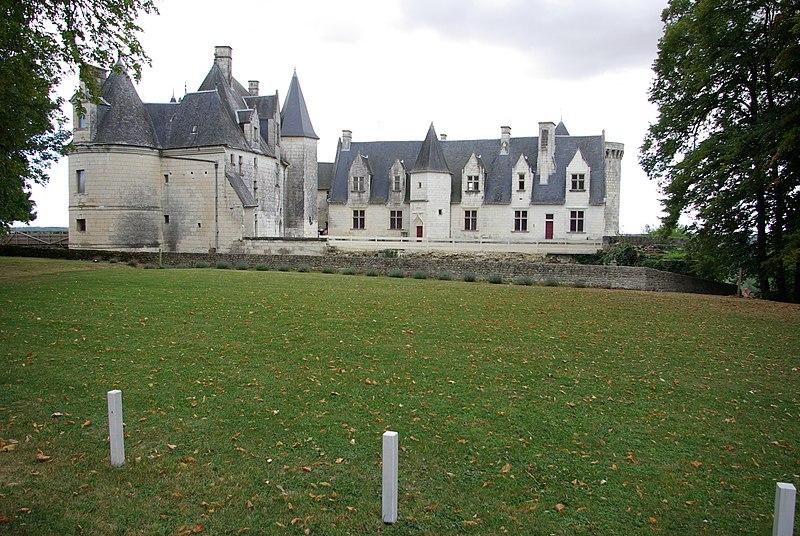 Photo du Monument Historique Château situé à Palluau-sur-Indre