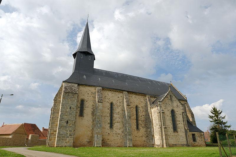 Photo du Monument Historique Eglise Saint-Martin situé à Parnac