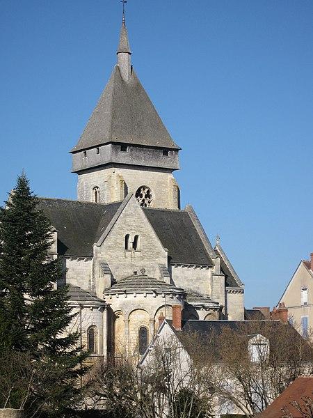 Photo du Monument Historique Eglise Saint-Marcel£ situé à Saint-Marcel
